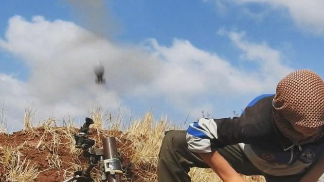 Nhóm khủng bố IS tấn công ở Daraa. Ảnh minh họa South Front