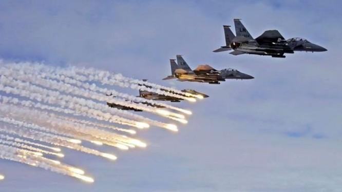 Không quân Israel. Ảnh minh họa South Front