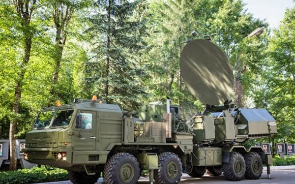 Phương tiện tác chiến điện tử di đông Khrasuka - 4. Ảnh minh họa của RG