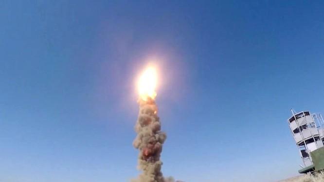 Nga thử nghiệm tên lửa đánh chặn mới. Ảnh minh họa Russian Gazeta.
