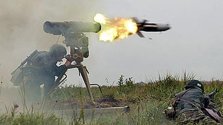 Hệ thống tên lửa chống tăng Kornet-E của Nga. Ảnh minh họa TV Zvezda