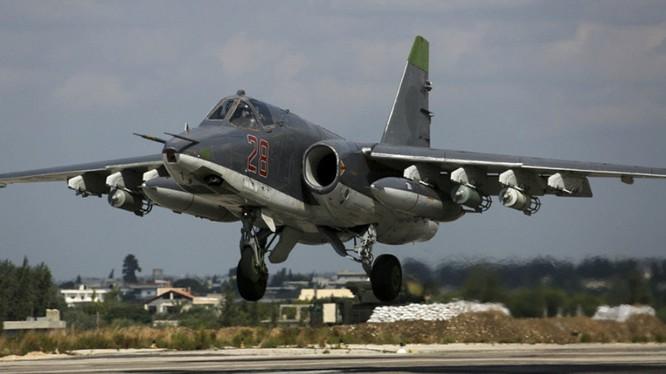 Không quân Nga bắt đầu không kích chiến tuyến lực lượng Hồi giáo cực đoan ở Idlib