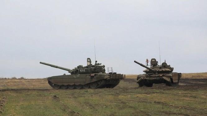 Quân đội Nga chuẩn bị cho cuộc diễn tập lịch sử Vostoc 2018