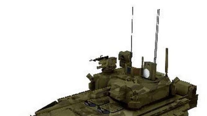 Xe thiết giáp thế hệ mới của Mỹ, thiết kế của TARDEC. Ảnh Defence - Blog
