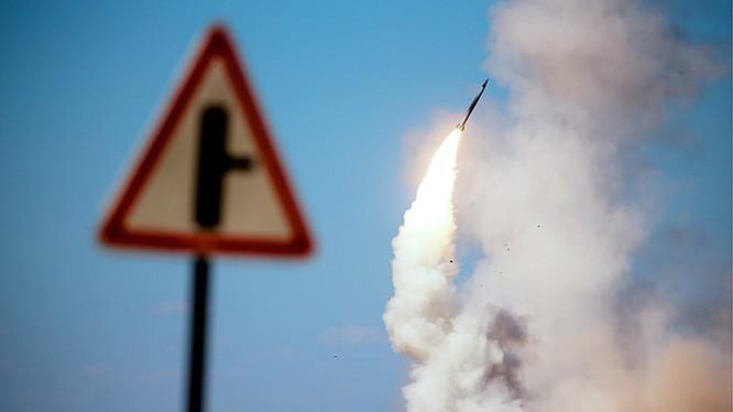 Hệ thống tên lửa phòng không S-300. Ảnh minh họa South Front