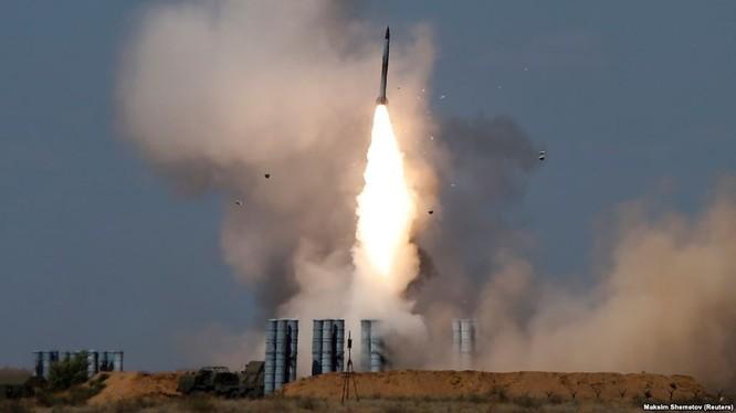 Nga hoàn thành chuyển giao hệ thống S-300 cho Syria. Ảnh minh họa South Front