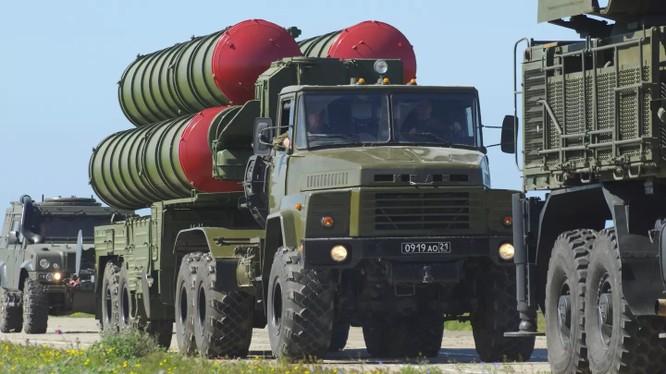 Hệ thống phòng không S-300 trên chiến trường Syria. Ảnh minh họa The Drive