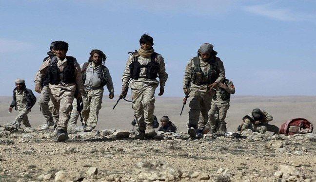 Lực lượng YPG ở vùng Afrin, Aleppo. Ảnh minh họa Masdar News
