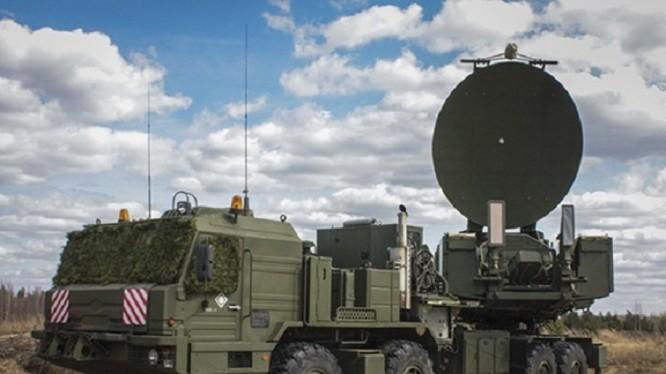 Hệ thống tác chiến điện tử Nga trên chiến trường Syria. Ảnh minh họa: E-News.