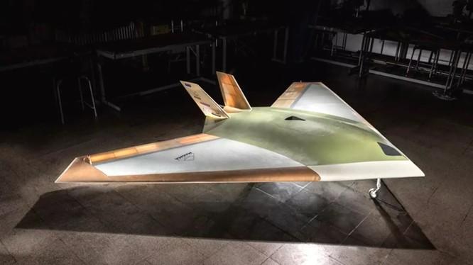 Máy bay không người lái điều khiển bằng dòng khí siêu âm MAGMA. Ảnh The Drive