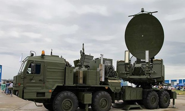 Tổ hợp tác chiến điện tử Tirada - 2S. Ảnh minh họa: Avia.pro.