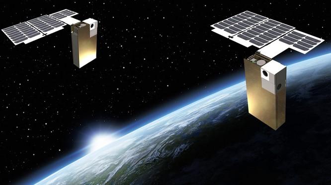Dynetics ký kết hợp đồng với Quân đội Mỹ phát triển các vệ tinh nhỏ Gunsmoke-L. Nguồn: Dynetics.