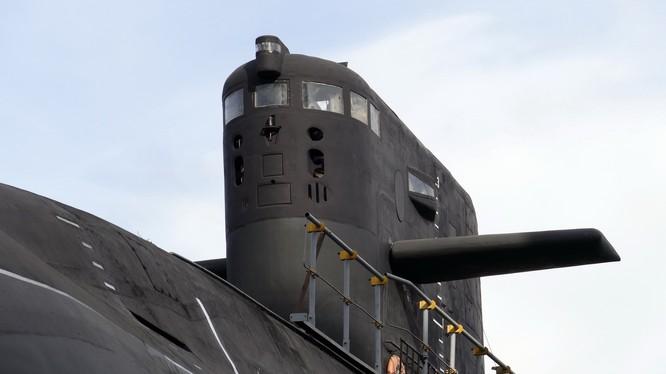 Tàu ngầm sử dụng trạm nguồn AIP đang được phát triển tại Nga. Ảnh bastion-karpenko