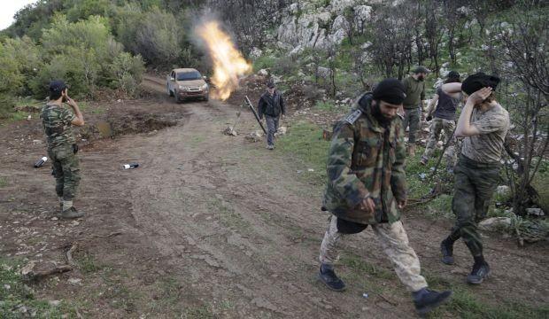 Lực lượng Hồi giáo cực đoan tập kích hỏa lực khủng bố ở Latakia. Ảnh minh họa Masdar News