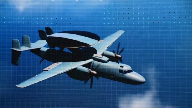Radar hàng không KLC -7 cho máy bay AWACS tiên tiến của Trung Quốc