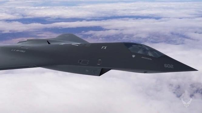 Máy bay tiêm kích tàng hình thế hệ 6 của Mỹ - Penetrating Counter Air. Ảnh minh họa Defense News