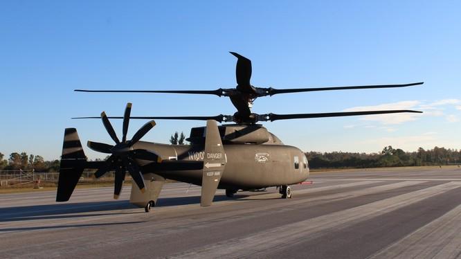 Trực thăng tương lai Defiant của liên doanh Sikorsky-Boeing.