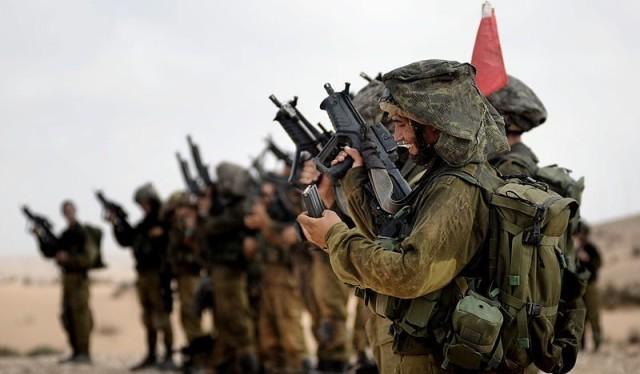 Binh sĩ quân đội Israel trên cao nguyên Golan. Ảnh minh họa: South Front.