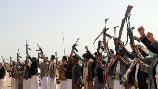 Những chiến binh Houthi, Yemen. Ảnh minh họa: South Front.