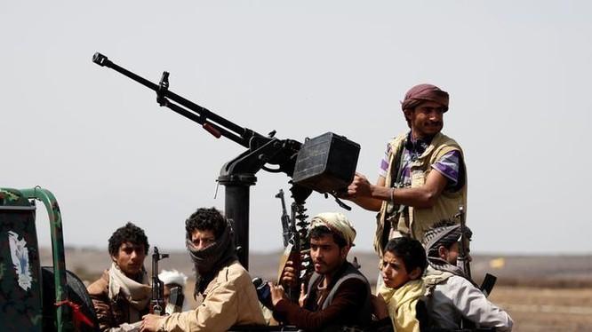 Chiến binh Houthi, hoạt động trên chiến trường Ả rập Xê-út. Ảnh: South Front.