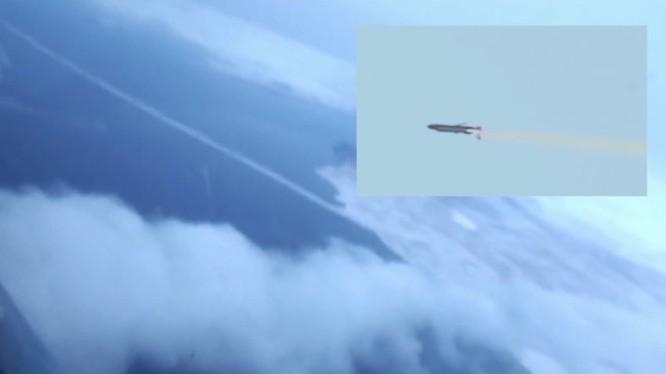 Tên lửa hành trình mang động cơ nguyên tử Burevestnik. Ảnh minh họa: Rusian Gazeta.