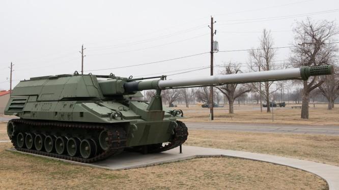 Pháo tự hành công nghệ cao XM2001 Crusader. Ảnh minh họa The National Interest