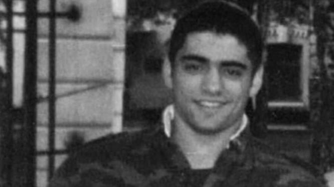 Quân nhân hợp đồng Nga Sakhroub Kremov, 35 tuổi thiệt mạng trên chiến trường Deir Ezzor. Ảnh: Masdar News.