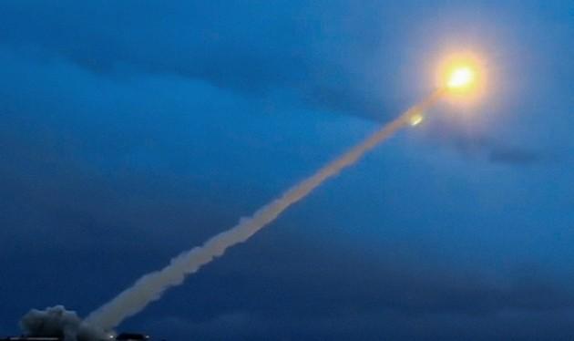 Nga thử nghiệm tên lửa Burevestnik (9M730).