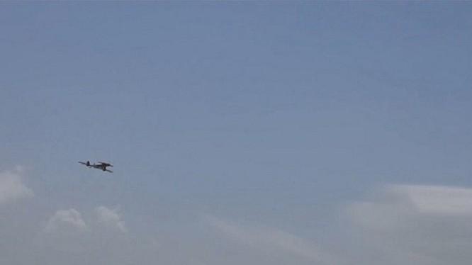Máy bay không người lái của Houthi.