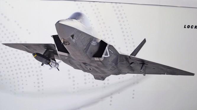 Tên lửa chống tàu siêu âm HAWC, ý tưởng thiết kế dành cho F-35C.