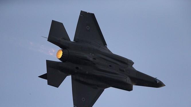 Máy bay tiêm kích tàng hình đa nhiệm thế hệ 5 F-35A. Ảnh minh họa Sputnk