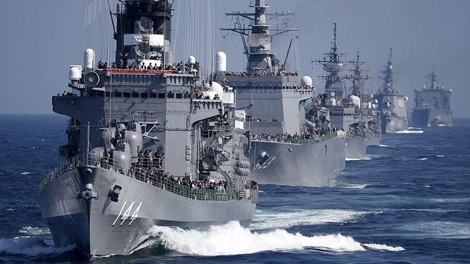 Hải quân Nhật Bản (ảnh minh họa).