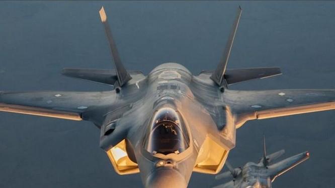 Máy bay chiến đấu tàng hình F-35A Không quân Mỹ