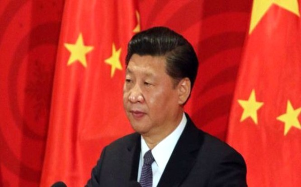 Ông Tập Cận Bình, Chủ tịch Trung Quốc. Ảnh: Reuters/DW