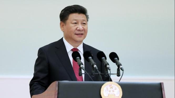 Chủ tịch Trung Quốc, Tập Cận Bình tại Hội nghị Thượng đỉnh G20 ngày 4/9/2016. Ảnh: Tân Hoa xã