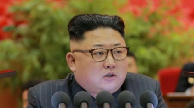Nhà lãnh đạo Triều Tiên Kim Jong-ul. Ảnh: BBC