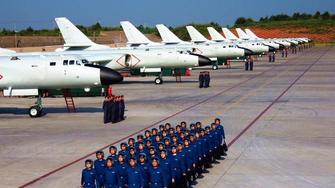 Không quân Trung Quốc (ảnh minh họa).
