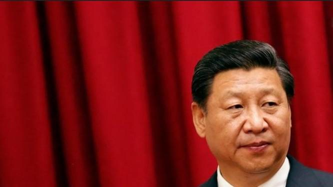 Chủ tịch Trung Quốc Tập Cận Bình tỏ thái độ không khoan nhượng với tham nhũng. Ảnh: Thời báo New York