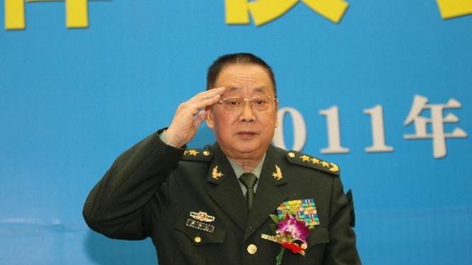 Thượng tướng Liêu Tích Long, nguyên Ủy viên Quân ủy Trung ương kiêm Bộ trưởng Tổng bộ Hậu Cần, Quân đội Trung Quốc. Ảnh minh họa: Minh Kính.