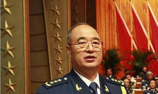 Thượng tướng Hứa Kỳ Lượng, Phó Chủ tịch Quân ủy Trung ương Trung Quốc. Ảnh: Chinanews/Mingjingnews