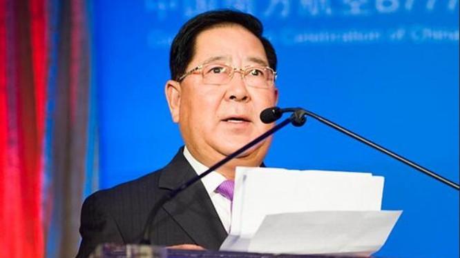 Tư Hiến Dân, Tổng giám đốc Tập đoàn hàng không Phương Nam Trung Quốc bị điều tra. Ảnh: báo Nhân Dân Trung Quốc.