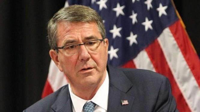 Bộ trưởng Quốc phòng Mỹ Ashton B. Carter. Ảnh: Daily-sun.com