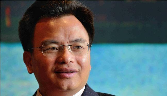 Vạn Khánh Lương, nguyên bí thư thành ủy Quảng Châu, tỉnh Quảng Đông, Trung Quốc. Ảnh: Đa Chiều