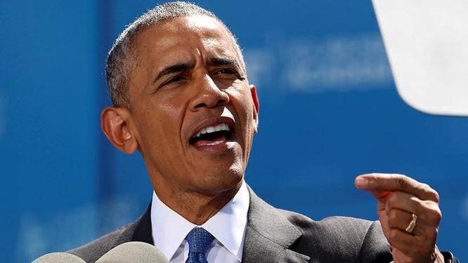 Tổng thống Mỹ Barack Obama. Ảnh: National Review