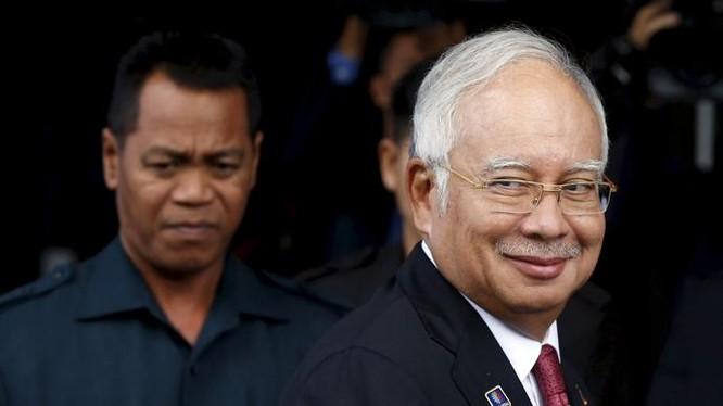 Thủ tướng Malaysia Najib Razak. Ảnh: The Japan Times
