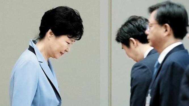 Tổng thống Hàn Quốc Park Geun-hye. Ảnh: The Korea Times