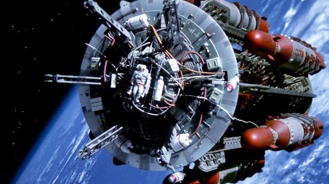 National Interest: Mỹ đã có kế hoạch đối phó sát thủ vệ tinh nếu có xung đột với Trung Quốc (ảnh minh họa)