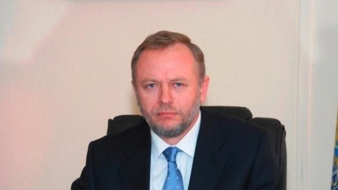 Alexander Fomin, Cục trưởng Cục hợp tác kỹ thuật quân sự Liên bang Nga. Ảnh: Word Press