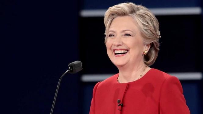 Bà Hillary Clinton, cựu Ngoại trưởng Mỹ, ứng cử viên Tổng thống của Đảng Dân chủ Mỹ (ảnh tư liệu)