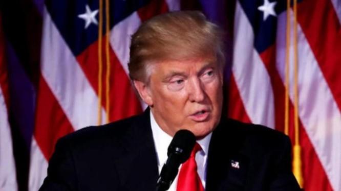 Tổng thống đắc cử Donald Trump, Mỹ. Ảnh: Gold Online